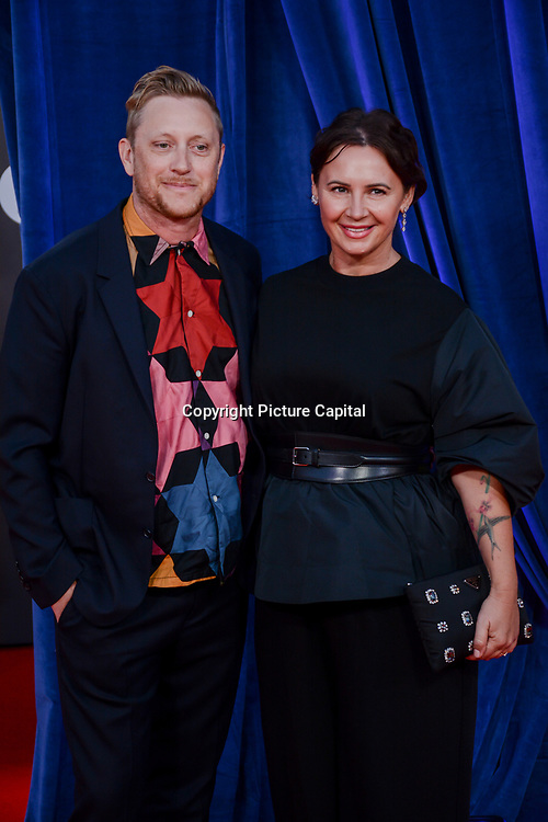 """""""The Harder They Fall"""" Opening Night Gala - 65th BFI London Film Festival, Southbank Centre, London, UK. 6 October 2021."""