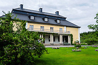 Sweden, Värmland, Sunne. Mårbacka is a mansion in Sunne Municipality. Author Selma Lagerlöf was born and raised at Mårbacka.