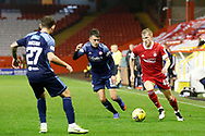 Aberdeen defender Ross McCrorie (40) during the Scottish Premiership match between Aberdeen and Hamilton Academical FC at Pittodrie Stadium, Aberdeen, Scotland on 20 October 2020.