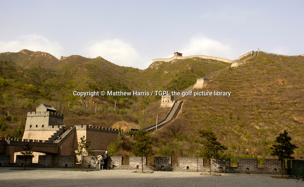 The Great Wall of China ,Beijing,China.