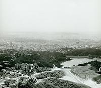 1966 Lake Hollywood and Dam