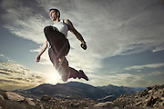 Sports commercial and advertising photographer Reggie Ferraz specializes in action, active lifestyle, fitness images.