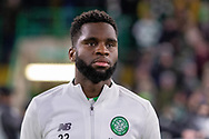 Odsonne Edouard of Celtic FC during the Europa League match between Celtic and FC Copenhagen at Celtic Park, Glasgow, Scotland on 27 February 2020.