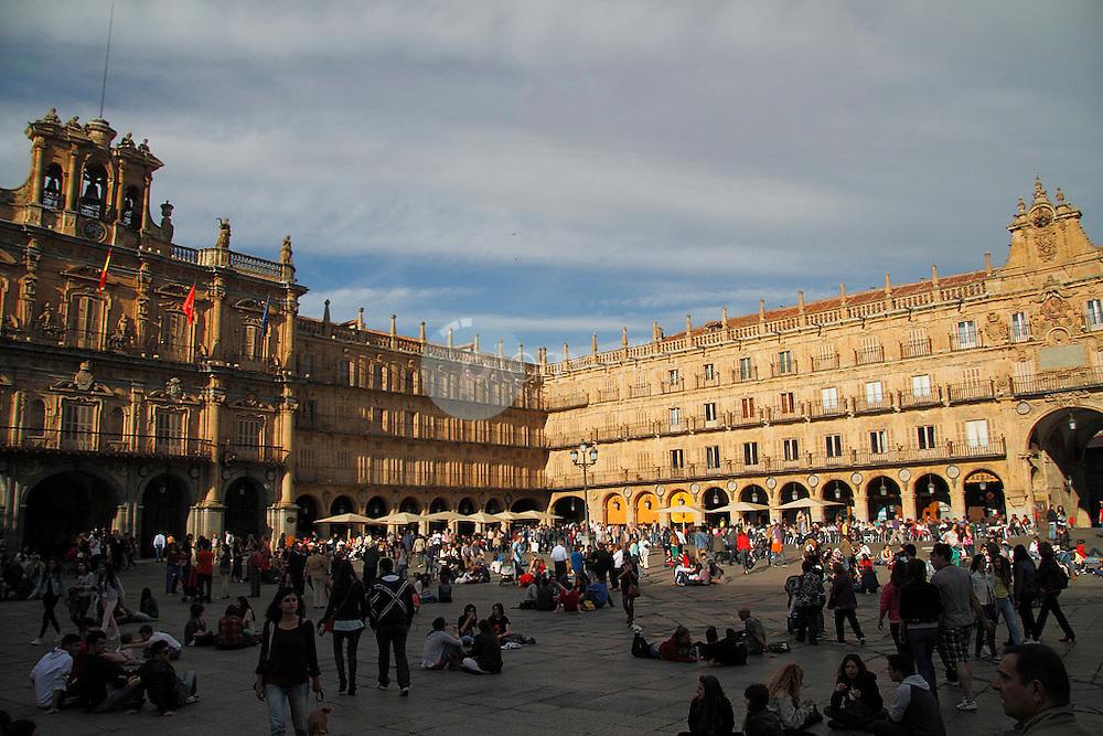 Plaza Mayor . Salamanca ©Country Sessions / PILAR REVILLA