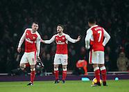 310117 Arsenal v Watford