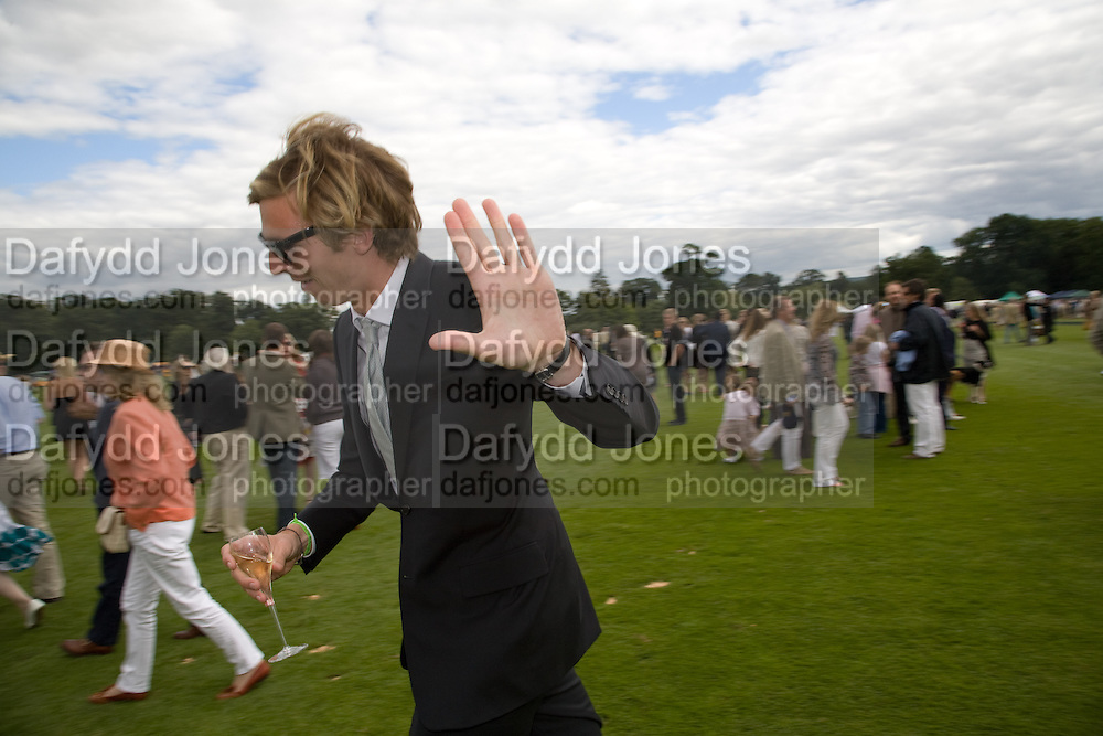 JAMES COOK, 2008 Veuve Clicquot Gold Cup Polo final at Cowdray Park. Midhurst. 20 July 2008 *** Local Caption *** -DO NOT ARCHIVE-© Copyright Photograph by Dafydd Jones. 248 Clapham Rd. London SW9 0PZ. Tel 0207 820 0771. www.dafjones.com.