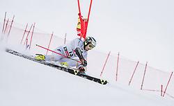 19.12.2018, Saalbach Hinterglemm, AUT, FIS Weltcup Ski Alpin, Riesenslalom, Herren, 1. Lauf, im Bild Manfred Moelgg (ITA) // Manfred Moelgg of Italy in action during his 1st run of men's Giant Slalom of FIS ski alpine world cup. Saalbach Hinterglemm, Austria on 2018/12/19. EXPA Pictures © 2018, PhotoCredit: EXPA/ JFK