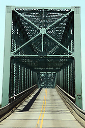 July 2007:  Bridge over the Mississippi River at Cairo, Illinois.