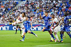 Lyon vs Strasbourg - 6 Aug 2017