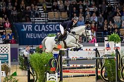 Hassmann Felix, GER, Cayenne WZ<br /> Championat von Neumünster<br /> Neumünster - VR Classics 2019<br /> © Hippo Foto - Dirk Caremans
