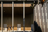 Wellington College Alan Gibbs Memorial Hall_Architecture Plus