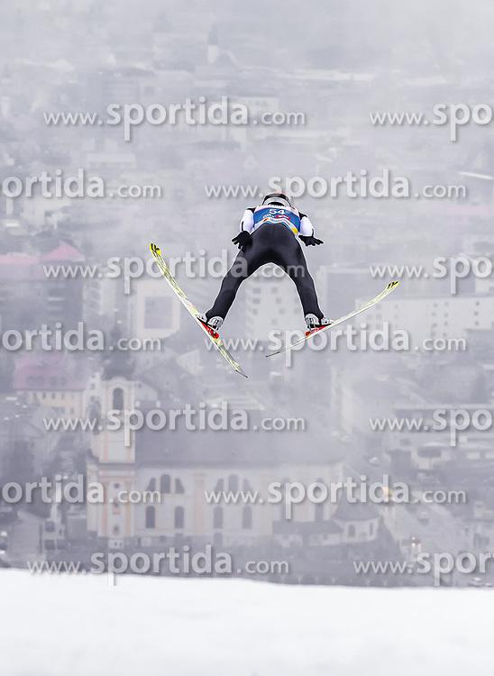 22.02.2019, Bergiselschanze, Innsbruck, AUT, FIS Weltmeisterschaften Ski Nordisch, Seefeld 2019, Nordische Kombination, Skisprung, im Bild Mario Seidl (AUT) // Mario Seidl of Austria during the Ski Jumping competition for Nordic Combined of FIS Nordic Ski World Championships 2019. Bergiselschanze in Innsbruck, Austria on 2019/02/22. EXPA Pictures © 2019, PhotoCredit: EXPA/ JFK