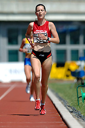 08-07-2006 ATLETIEK: NK BAAN: AMSTERDAM<br /> 5000 meter - Daphne Panhuijsen<br /> ©2006-WWW.FOTOHOOGENDOORN.NL