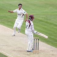 Northamptonshire County Cricket Club v Somerset County Cricket Club 130714