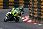 Martin JESSOPP, Riders Motorcycles BMW, BMW<br /> <br /> 64th Macau Grand Prix. 15-19.11.2017.<br /> Suncity Group Macau Motorcycle Grand Prix - 51st Edition<br /> Macau Copyright Free Image for editorial use only
