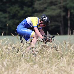 21-06-2017: Wielrennen: NK Tijdrijden: Montferland  <br />s-Heerenberg (NED) wielrennen  <br />Beloften  <br />Tim Putman (Zelhem)