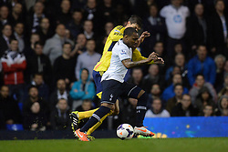 Tottenham's defender Danny Rose   - Photo mandatory by-line: Mitchell Gunn/JMP - Tel: Mobile: 07966 386802 07/04/2014 - SPORT - FOOTBALL - White Hart Lane - London - Tottenham Hotspur v Sunderland - Premier League