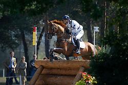 Fox Pitt William (GBR) - Idalgo<br /> European Championship - Fontainebleau 2009<br /> Photo © Dirk Caremans