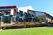 The Anteater Recreation Center Indoor Gym Facility at the University of California Irvine