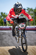2021 UCI BMXSX World Cup<br /> Round 2 at Verona (Italy)<br /> ^me#140 THERKELSEN, Jimmi (DEN, ME) Team_DEN