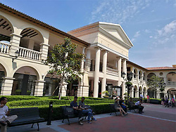 June 15, 2017 - Shanghai, Shanghai, China - Shanghai, CHINA-June 15 2017: (EDITORIAL USE ONLY. CHINA OUT)..'Florentia Village-Shanghai Luxury Designer Outlet', is the first authentic Italian luxury designer outlet in Shanghai. The classic 16th century Italian architecture perfectly reflects Italian romantic lifestyle. The shopping experience is enriched by international foods and colorful cultural performances. (Credit Image: © SIPA Asia via ZUMA Wire)