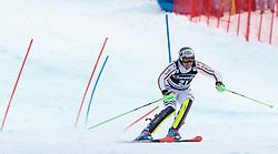 29.12.2017, Stelvio, Bormio, ITA, FIS Weltcup, Ski Alpin, alpine Kombination, Slalom, Herren, im Bild Thomas Dressen (GER) // Thomas Dressen of Germany during the Slalom competition for the men's Alpine combination of FIS Ski Alpine World Cup at the Stelvio course, Bormio, Italy on 2017/12/29. EXPA Pictures © 2017, PhotoCredit: EXPA/ Johann Groder