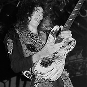 ALLENTOWN - JULY 10: Steve Vai of Whitesnake performs at Allentown Fairgrounds in Allentown Pennsylvania. ©Lisa Lake