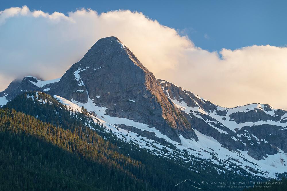 Pyramid Peak North Cascades, Ross Lake National Recreation Area, North Cascades Washington