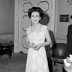3 July 1973 - Margaret, Duchess of Argyll at a party in London.<br /> <br /> Photo by Desmond O'Neill Features Ltd.  +44(0)1306 731608  www.donfeatures.com