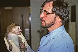 Dr. Peto & Rhesus Macaque