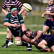 Canberra 1st grade Rugby Union match. Saturday 11 July