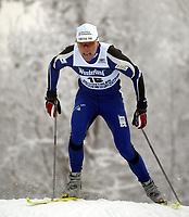 Skiskyting, 14. november 2003, Beitosprinten, Svein Tore Sinnes