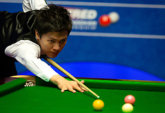 2018 Betfred Snooker World Championships - Day Five - 25 Apr 2018