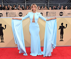 24th Annual Screen Actors Guild Awards held at the Shrine Exposition Center. 21 Jan 2018 Pictured: Renee Bargh. Photo credit: OConnor-Arroyo / AFF-USA.com / MEGA TheMegaAgency.com +1 888 505 6342
