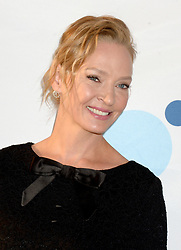 Actress Uma Thurman attends the 20th Annual Room To Grow Spring Benefit at The Lighthouse at Chelsea Piers on April 11, 2018 in New York City, NY, USA. Photo by Dennis Van Tine/ABACAPRESS.COM