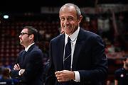 A|X Armani Exchange Olimpia Milano - Germani Basket Brescia<br /> Basket Serie A LBA 2019/2020<br /> MIlano 29 September 2019<br /> Foto Mattia Ozbot / Ciamillo-Castoria