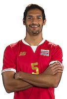 Football Conmebol_Concacaf - <br />Copa America Centenario Usa 2016 - <br />Costa Rica National Team - Group A - <br />Celso Borges