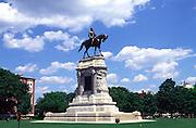 Robert E. Lee Statue, Richmond, Virginia<br />