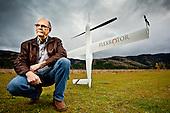 Portraits of John Stafford,  Aerovel Corp. 2012