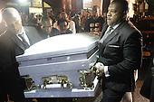 Eric Garner Funeral held in Brooklyn, NY