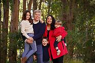 Smith & Pierce Family Portrait 2020