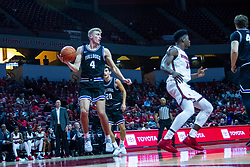 NORMAL, IL - October 23: Dylan Peeters during a college basketball game between the ISU Redbirds and the Truman State Bulldogs on October 23 2019 at Redbird Arena in Normal, IL. (Photo by Alan Look)