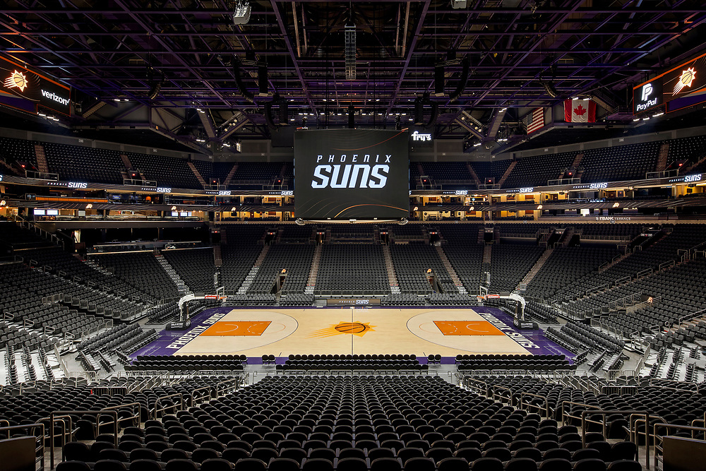 Phoenix Suns   Phoenix, AZ