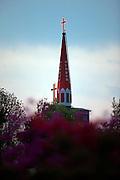 Kirche in der Naehe von Anseong - ung. 80 Km von Seoul gelegen. <br /> <br /> Church - located in Anseong about 80 Km from Seoul.