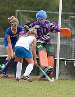 Varsity field hockey Gilford versus Franklin September 28, 2010