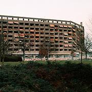Bejaardentehuis Anthoniushove Bussum opgeblazen, gesloopt met explosieven