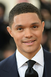 May 3, 2016 - New York, NY, USA - Trevor Noah arriving at the ''Manus x Machina: Fashion in the Age of Technology'', The Costume Institute of The Metropolitan Museum of Art Gala 2016 on May 2, 2016 in New York City. (Credit Image: © Kristin Callahan/Ace Pictures via ZUMA Press)