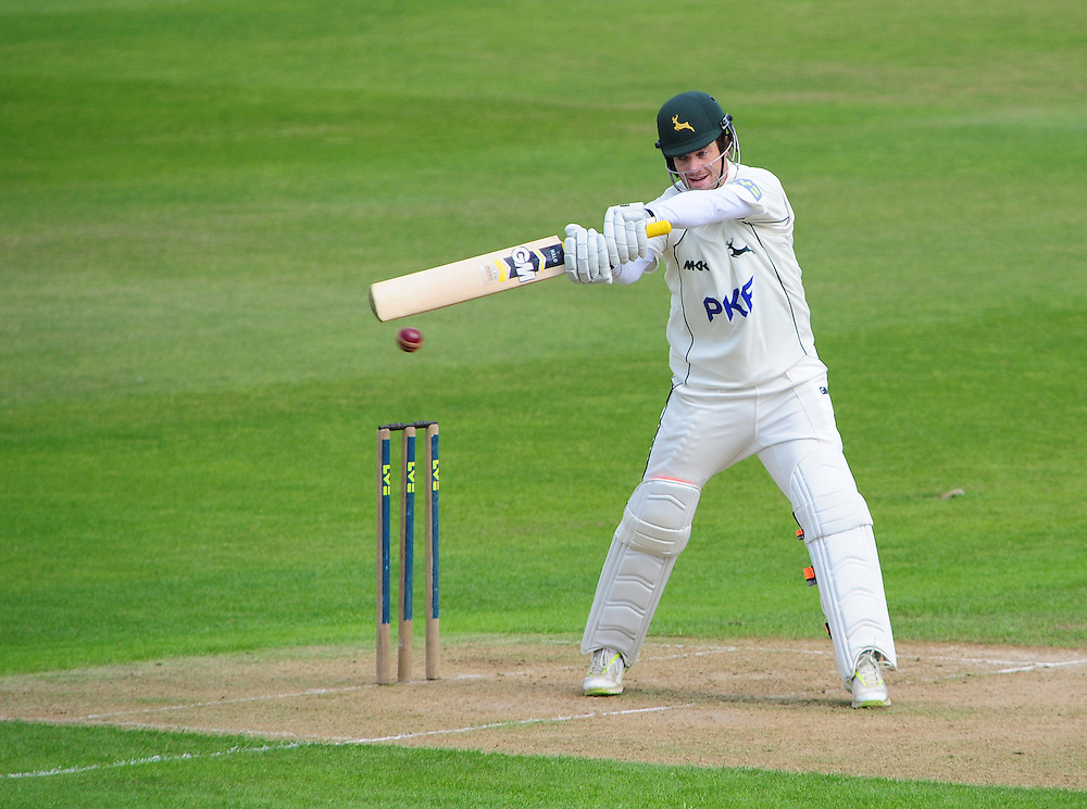 Nottinghamshire's wicket-keeper Chris Read ..County Cricket - Liverpool Victoria County Championship - Division One - Nottinghamshire v Warwickshire - Tuesday 11th September 2012 - Trent Bridge - Nottingham..