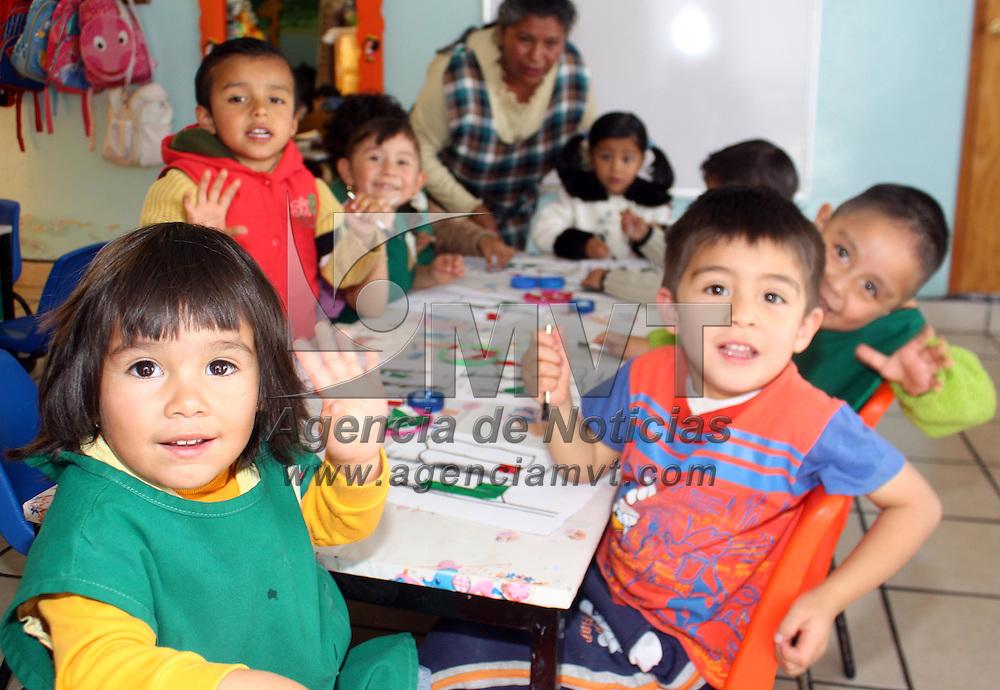 Toluca, Mex.- El Sindicato de Maestros al Servicio de Estado de México (SMSEM), continúa apoyando al magisterio de la entidad con la remodelación y la creación de más estancias infantiles para los hijos de los trabajadores de la educación. Agencia MVT / José Hernández. (DIGITAL)<br /> <br /> NO ARCHIVAR - NO ARCHIVE