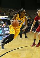 NCAA Women's Basket ball - Nebraska at Iowa - February 11, 2013